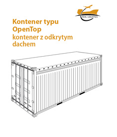Kontener typu Open Top